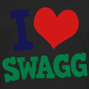 I love swagg T-Shirts - Men's Premium Long Sleeve T-Shirt