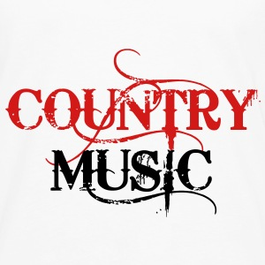 Country Music ! Women's T-Shirts - Men's Premium Long Sleeve T-Shirt