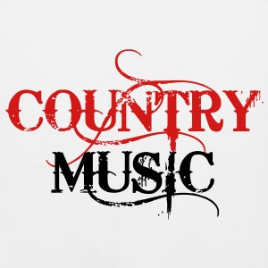 Country Music ! Women's T-Shirts - Men's Premium Tank