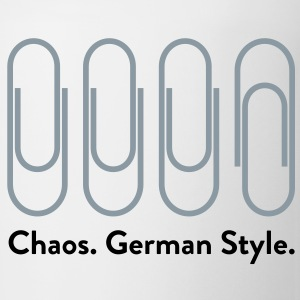 Chaos German Style (2c)++2012 T-Shirts - Coffee/Tea Mug
