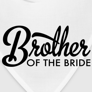 brother of the bride T-Shirts - Bandana