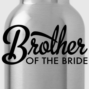 brother of the bride T-Shirts - Water Bottle