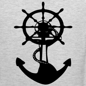 Anchor Men's 3XL & 4XL ShirtM - Men's Premium Tank