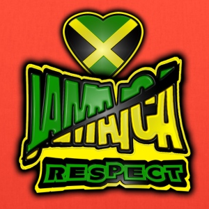 jamaica respect T-Shirts - Tote Bag