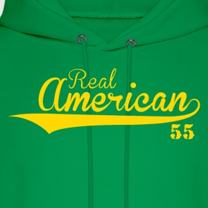 Real American Power.png T-Shirts - Men's Hoodie