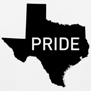 Texas Pride T-shirt - Men's Premium Tank