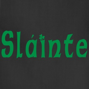 Slainte T-Shirt - Adjustable Apron