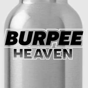 Burpee Heaven - Water Bottle