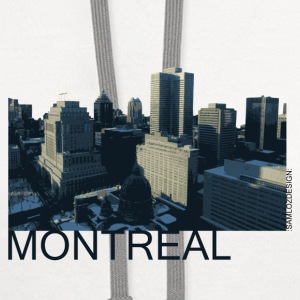 Montreal City - Contrast Hoodie