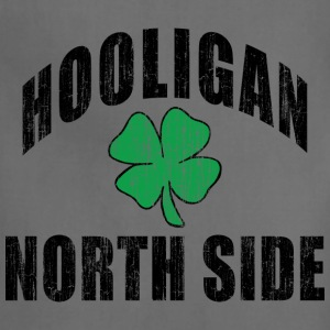 Irish Hooligan Chicago North Side T-Shirt - Adjustable Apron