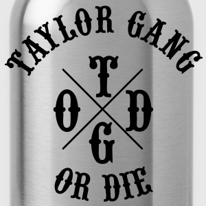 Taylor Gang or Die T-Shirts - stayflyclothing.com - Water Bottle