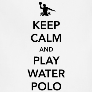 Keep Calm and Play Water Polo T-Shirts - Adjustable Apron