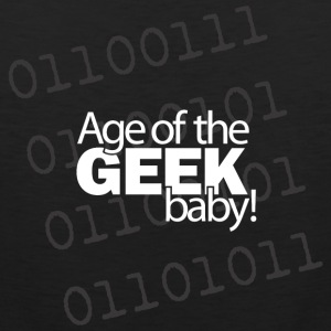 age of the geek  - Men's Premium Tank