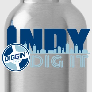 Indy Dig It - Water Bottle