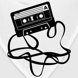 cassette audio tape T-Shirts - Bandana