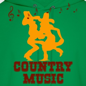 country music T-Shirts - Men's Hoodie