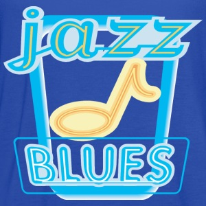 Mardi Gras Jazz and Blues T-Shirt - Women's Flowy Tank Top by Bella