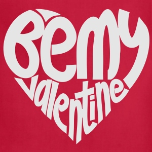 Be My Valentine - Adjustable Apron