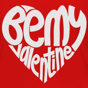 Be My Valentine - Women's Premium Long Sleeve T-Shirt