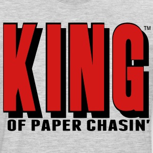 KING OF PAPER CHASIN' T-Shirts - Men's Premium Long Sleeve T-Shirt