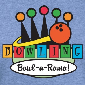 Bowling T-Shirt - Women's Wideneck Sweatshirt