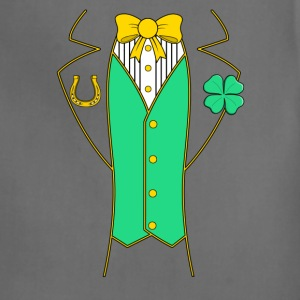 lucky charm vest T-Shirts - Adjustable Apron