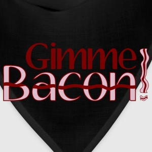 Gimme Bacon Baby & Toddler Shirts - Bandana