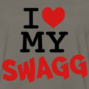 I love my swagg T-Shirts - Men's Premium Long Sleeve T-Shirt