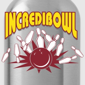 Bowling Incredibowl T-Shirt - Water Bottle