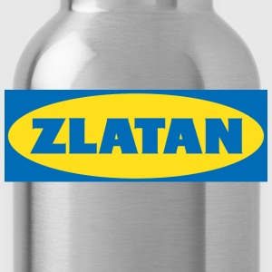 Zlatan - Water Bottle