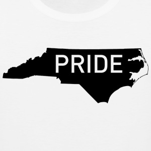North Carolina Pride T-shirt - Men's Premium Tank