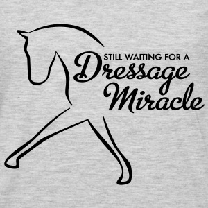 dressage Women's T-Shirts - Men's Premium Long Sleeve T-Shirt