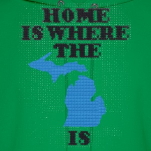 Home Is... T-Shirts - Men's Hoodie