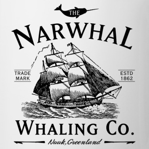 The Narwhal Whaling Company T-Shirts - Coffee/Tea Mug