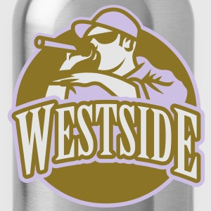 WestsidE MC 3c T-Shirts - Water Bottle