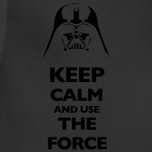 KCCO Keep Calm And Use The Force T-Shirts - Adjustable Apron