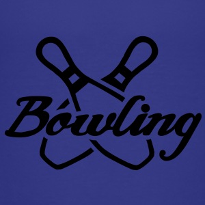 Bowling Kids' Shirts - Toddler Premium T-Shirt