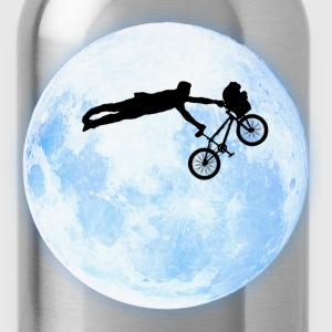 Ride BMX like a boss T-Shirts - Water Bottle