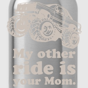 My Other Ride Is Your Mom T-Shirts - Water Bottle