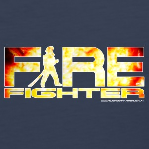 Fire Fighter Shirt - Men's Premium Tank