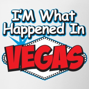 im what happens in vegas - Coffee/Tea Mug