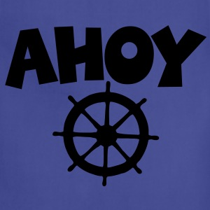 Ahoy T-Shirt - Adjustable Apron