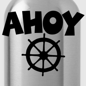 Ahoy T-Shirt - Water Bottle