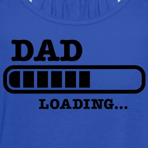 dad loading T-Shirts - Women's Flowy Tank Top by Bella