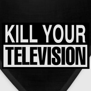 kill your television Women's T-Shirts - Bandana