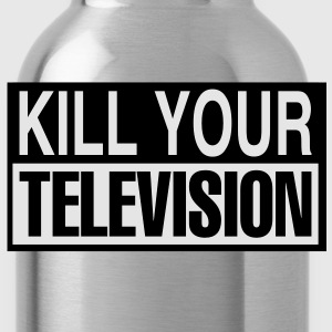 kill your television Women's T-Shirts - Water Bottle