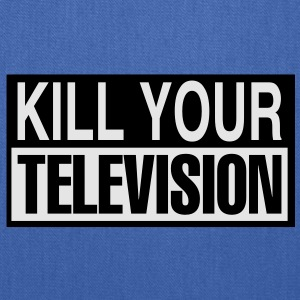 kill your television Women's T-Shirts - Tote Bag