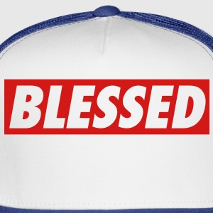 Men's Blessed T-Shirt - Trucker Cap
