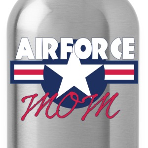 Proud Airforce Mom - Water Bottle