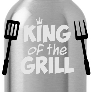 King of the Grill T-Shirt - Water Bottle